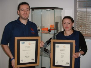 NVQ Success for Wheatley Plastics Staff