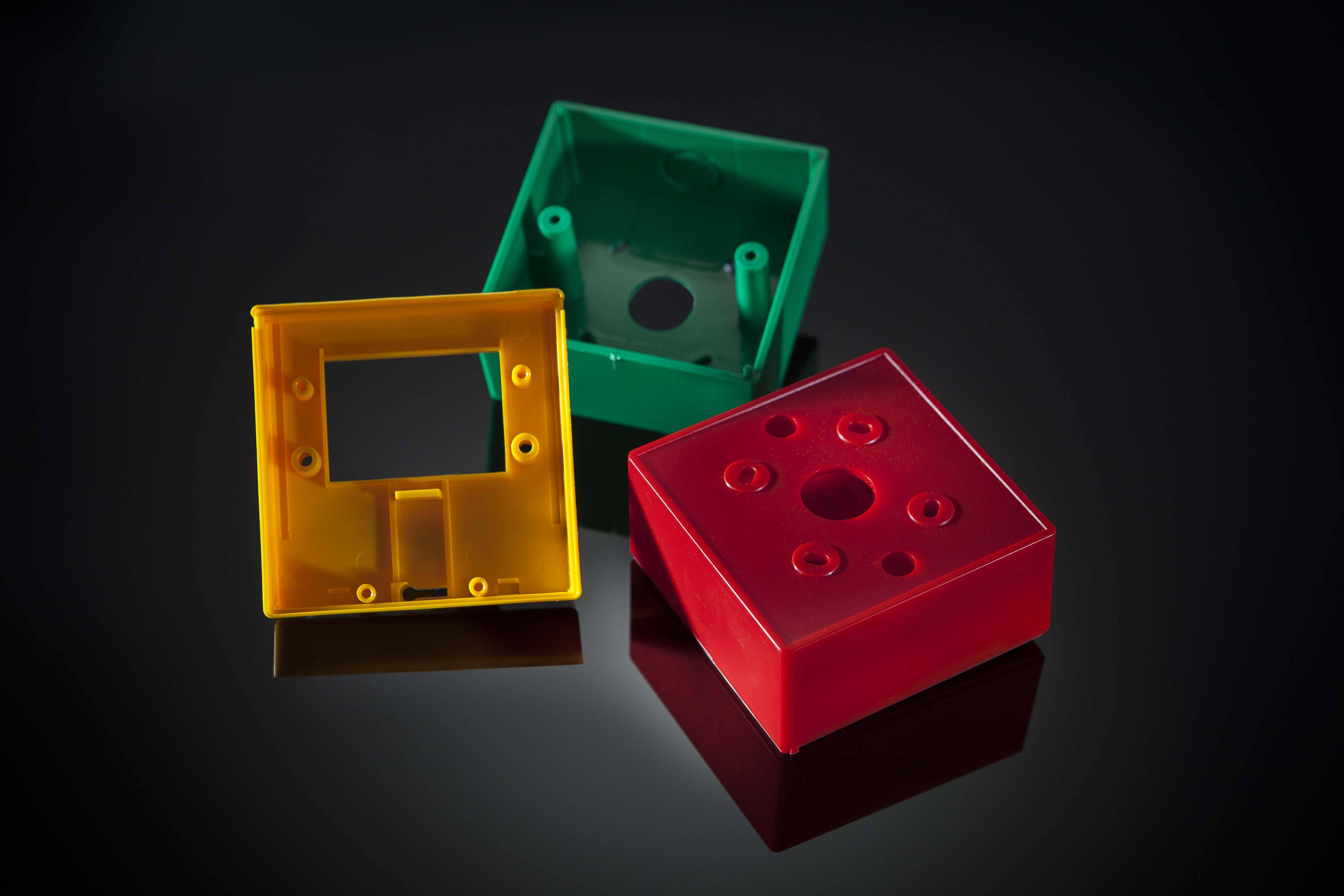 plastic moulded case