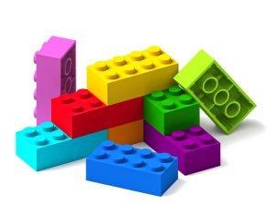 Acrylonitrile Butadiene Styrene often used in lego bricks